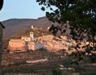 spectacular view from Borgo Colderba